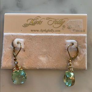 Pretty Kirks Folly pierced earring the drops